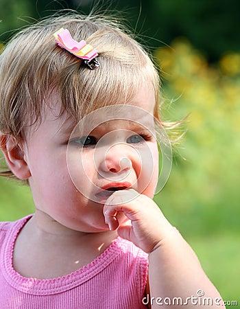 Little Girl Tears