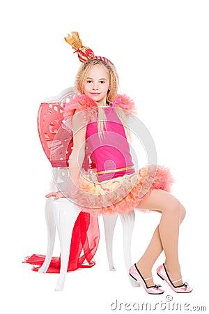 Little Girl Halloween Costumes