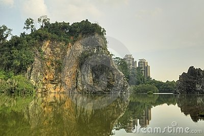 Little Guilin, Singapore
