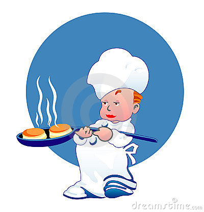 Little happy cook