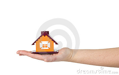Little House on the hand