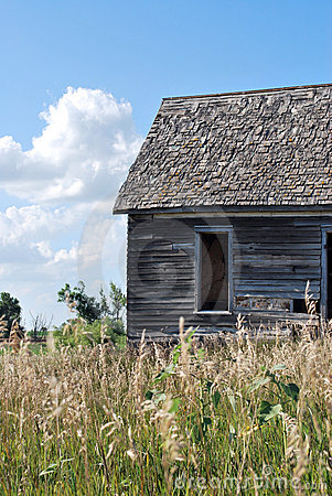 Little House on the Kansas Prairie