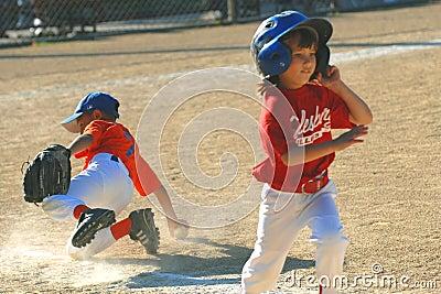 Little league Editorial Stock Photo