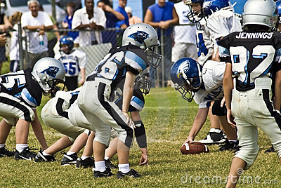 little league football spectacle