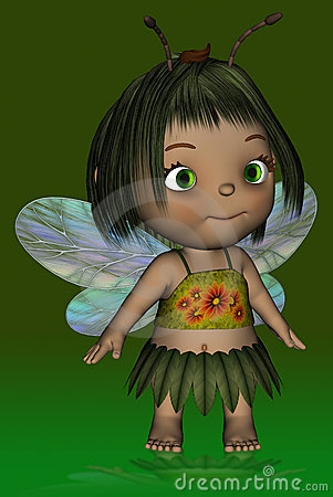 Little Magic Faerie