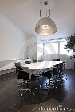 Little meeting room