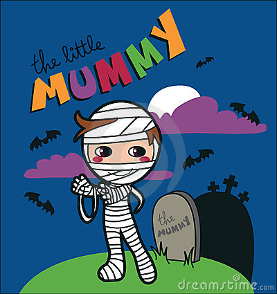 The Little Mummy