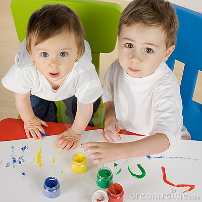 Little painters