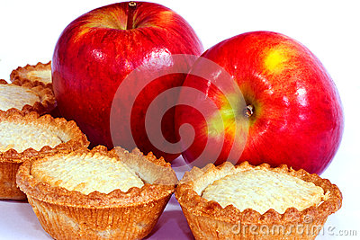 Little apples pies