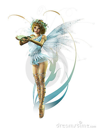 Little Pixie CA Ornament