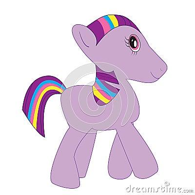 Free Little Pony Royalty Free Stock Photos - 60322018