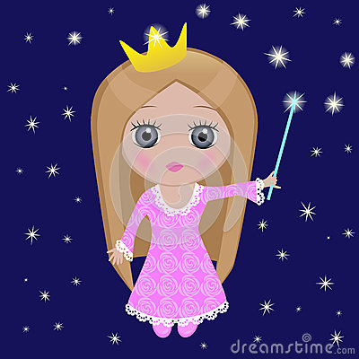 Free Little Princess Royalty Free Stock Images - 26052259