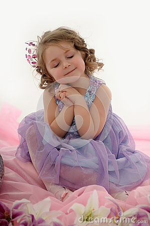 Free Little Princess Stock Images - 29756484