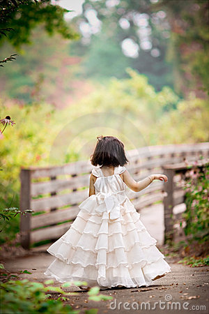 Free Little Princess Stock Photography - 6290302