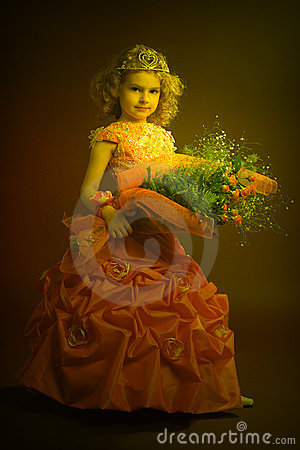Free Little Princess Stock Photo - 6422830