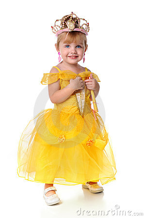 Free Little Princess Royalty Free Stock Photos - 6842748