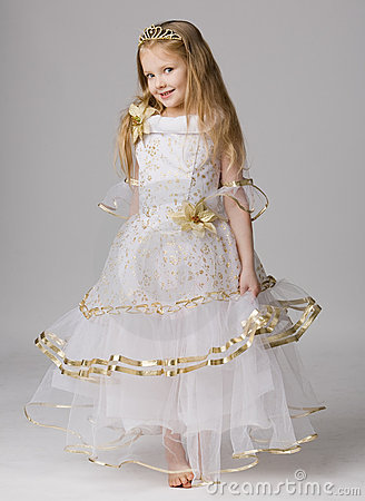 Free Little Princess Stock Photography - 7486962