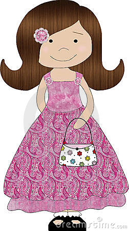 Little Purse Girl 2