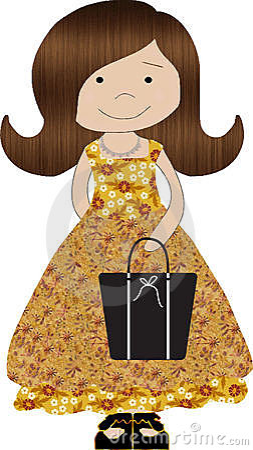 Little Purse Girl 3