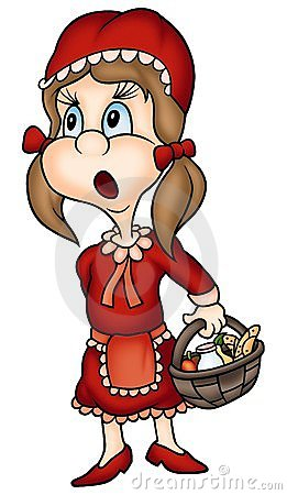 Free Little Red Riding Hood Royalty Free Stock Images - 2004629