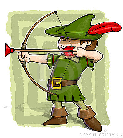 Little Robin Hood.