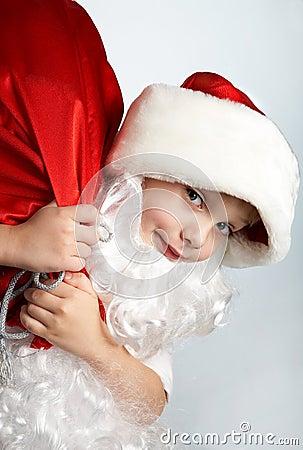Free Little Santa Stock Images - 1484644