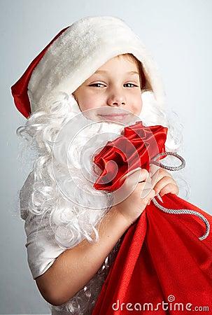 Free Little Santa Stock Photos - 1484653
