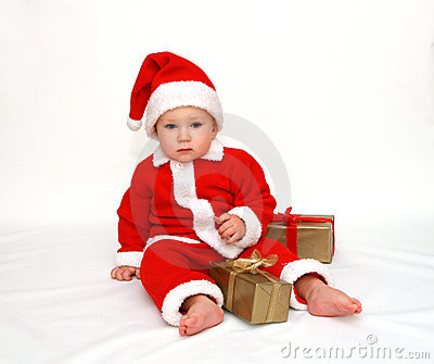 Little Santa Claus – First Christmas