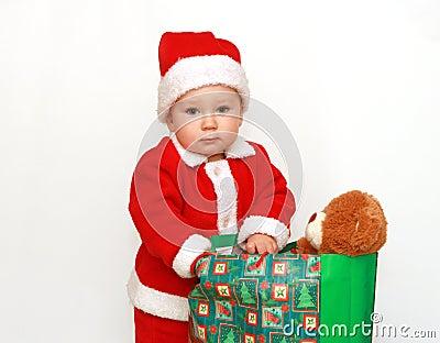 Little Santa Claus – First Christmas