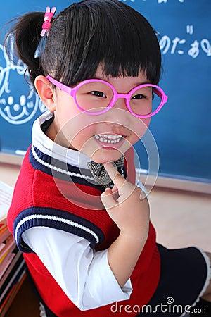 Free Little Smile Girl Stock Photos - 22780603