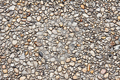 Little stone mosaic