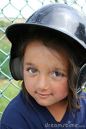 Free Little Tee-Ball Player Royalty Free Stock Images - 4953079