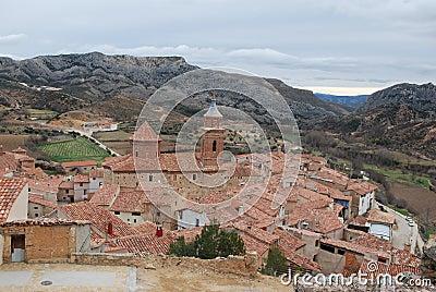Little town in Teruel