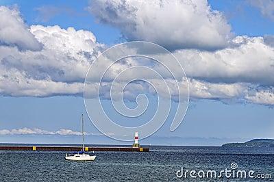 Little Traverse Bay, Petoskey Michigan