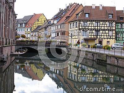 Little Venice  Colmar - Alsace