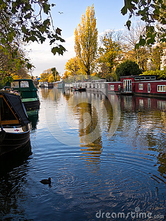 Little Venice, London, England