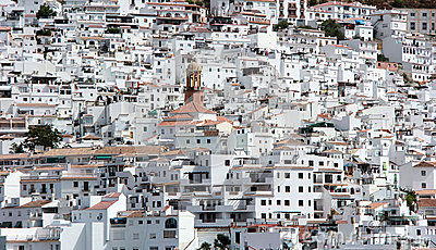 Little Village in Andalusia