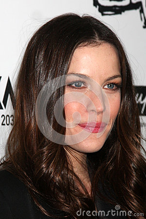 Liv Tyler Editorial Stock Image