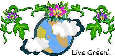 Live Green Earth