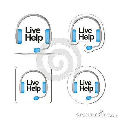 Free Live Help Stock Photos - 32624883