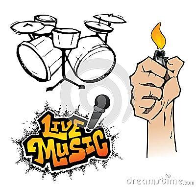 Live Music Elements
