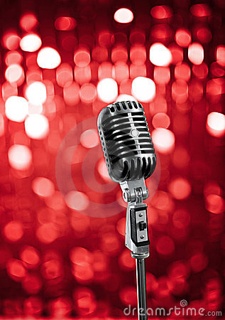 Free Live On Stage Royalty Free Stock Photography - 12478237