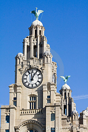 Free Liver Buildings Royalty Free Stock Photos - 11363728