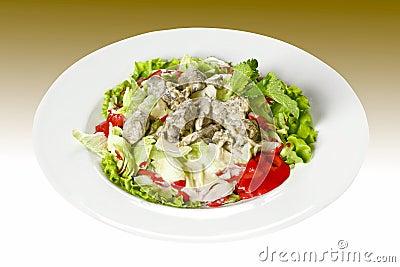 Liver dish