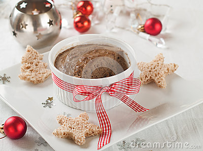 Liver Pate Stock Photo - Image: 46912575