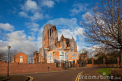 Liverpool Catherdral