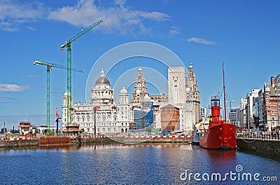 Liverpool Docks