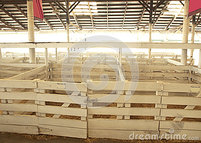 Livestock stalls