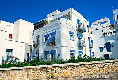 Living houses in Valencia