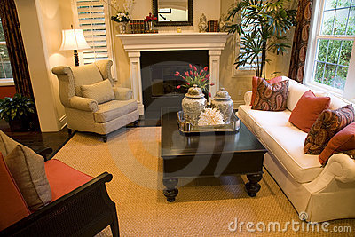 Living room 1838